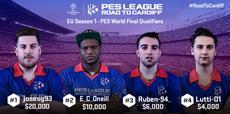 PES LEAGUE ROAD TO CARDIFF - Gewinner der Season 1 stehen fest