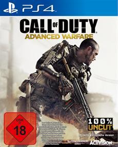 Detailgenauigkeit bei Call of Duty: Advanced Warfare