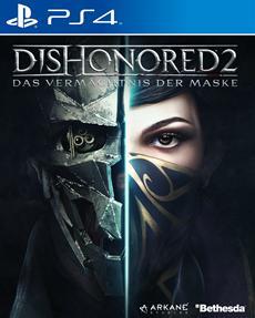 Dishonored 2: Das Vermächtnis der Maske | Launch-Trailer