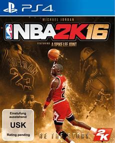 Mach ma Karriere! NBA 2K16 Trailer veröffentlicht