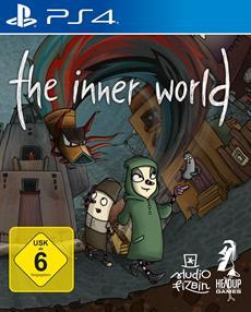 Entdecke The Inner World auf der PS4 und XBox One