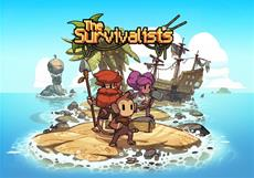 Pre-book a deserted island getaway with The Survivalists on Steam for exclusive content