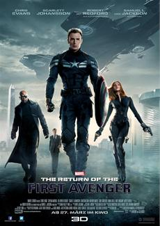 Preview (Kino): The Return Of The First Avenger