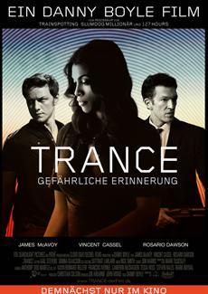Preview (Kino): Trance - Tödliche Erinnerung