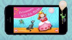 """Neue Oetinger App jetzt online: """"Prinzessin Will-Ich-Nicht"""""""