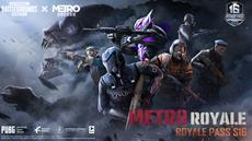 PUBG Mobile und Metro Exodus veröffentlichen gemeinsamen Royale Pass für Season 16