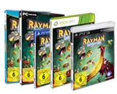 Rayman Legends - das preisgekrönte Jump & Run zum vergünstigsten Preis