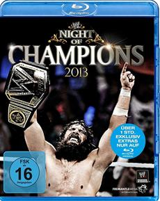Review (BD): WWE Night of Champions 2013