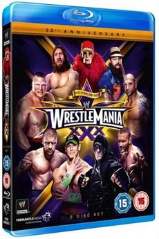 Review (BD) : WWE Wrestlemania XXX