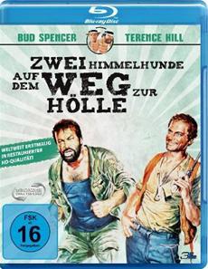 Review (BD): Zwei Himmelhunde auf dem Weg zur Hölle