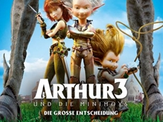 Review (DVD): Arthur 3 – Die Grosse Entscheidung