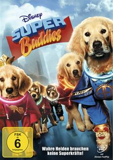 Review (DVD): Super Buddies