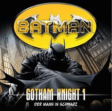 Review (HSP): Batman - Gotham Knight, Folge 1: Der Mann in Schwarz