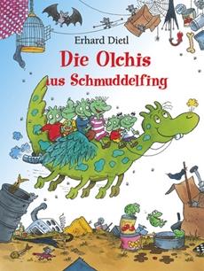 Review (HSP) : Die Olchis von Erhard Dietl ab sofort im iTunes App-Store