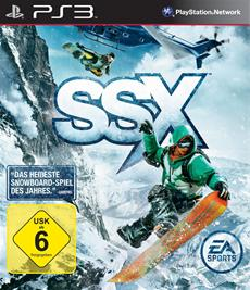 Review (PS3): SSX