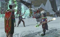 Trion Worlds feiert Weihnachten in RIFT, ArcheAge & Defiance