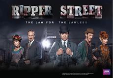 Ripper Street - Free-TV-Premiere der britischen Crime-Serie