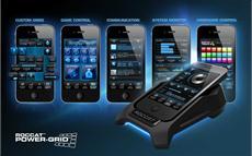 ROCCAT Power-Grid: Das Smartphone wird zur Gaming-Peripherie am PC