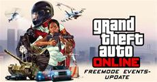 Rockstar Games News: GTA Online Freemode Events-Update jetzt verfügbar für PS4, Xbox One und PC
