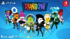 Runbow kommt f&uuml;r Nintendo Switch und PlayStation<sup>&reg;</sup>4