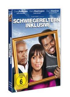 SCHWIEGERELTERN INKLUSIVE - ab 24. Januar 2014 auf DVD und VoD!