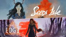 Seers Isle and Along the Edge comes to Nintendo Switch on October 15th
