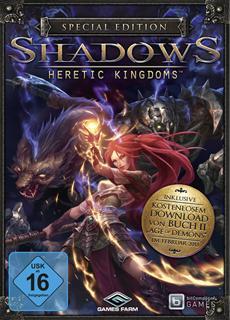 Shadows: Heretic Kingdoms - Release verzögert sich um eine Woche