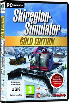 Skiregion-Simulator - Gold Edition begeistert mit neuen Fahrzeugen und noch mehr Schneespaß
