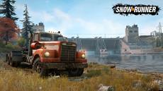 SnowRunner - Eiskalter Trailer verrät Releasedatum