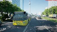 So real wie noch nie: THE BUS Simulator zeigt Berlin im Maßstab 1:1!