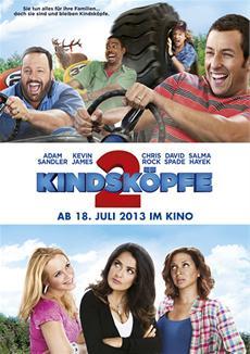 "Sony Pictures Home Entertainment präsentiert ""Kindsköpfe 2"""