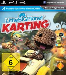 Ready, set, go! LittleBigPlanet Karting™ für PlayStation®3