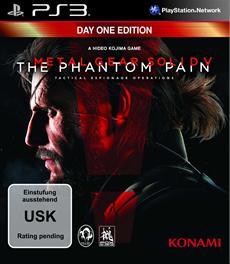 KONAMI auf der gamescom: Neues METAL GEAR SOLID V: THE PHANTOM PAIN Videomaterial - PES 2015 erstmals spielbar und weitere Enthüllungen