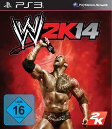 WWE 2K14 erscheint heute ...