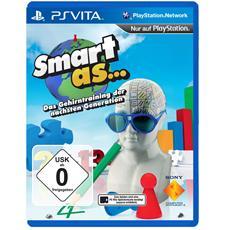 Smart As…™ ab sofort auf PlayStation®Vita!