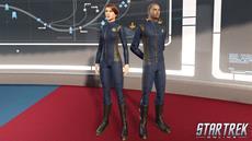 Star Trek Online verschenkt kostenlose Discovery-Uniformen und Typ-7-Shuttles für PC und Konsole