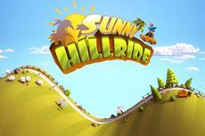 Sunny Hillride für iPhone & iPad - Headup Games schickt die ganze Familie auf eine schräge Reise durch die Berge!