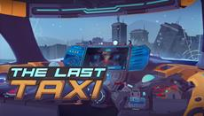 The Last Taxi: Make life or death choices in VR as the last human taxi driver