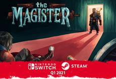 The Magister is coming to Nintendo Switch