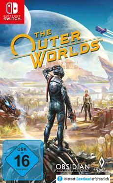 The Outer Worlds für Nintendo Switch ist jetzt vorbestellbar | Neue Screenshots