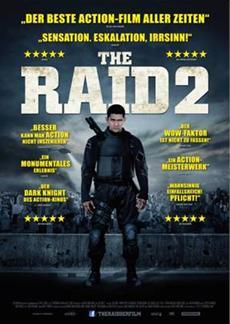 THE RAID 2 - Neun Filmclips und drei spektakuläre Featurettes veröffentlicht!