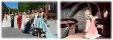The Walt Disney Company kooperiert mit Modeschule AMD zu CINDERELLA