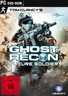 TOM CLANCY'S GHOST RECON FUTURE SOLDIER: ERSCHEINT AM 14. JUNI FÜR DEN PC