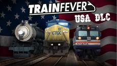 Train Fever: Mit dem kostenlosen USA DLC geht es ab sofort in den Wilden Westen!