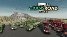 TransRoad: USA - Trucks und Trailer
