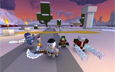 Trion Worlds feiert Weihnachten mit dem Snowfest in Trove