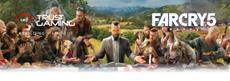 Trust Gaming schnürt Hardware-Bundles zu Far Cry 5 von Ubisoft
