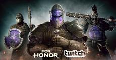 Twitch Prime und Ubisoft: Twitch Prime-Mitglieder erhalten einzigartige Belohnungen für For Honor
