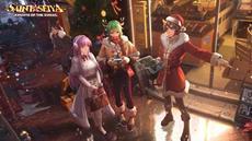 Two Free Festive Updates Coming to Saint Seiya Awakening: Knights of the Zodiac