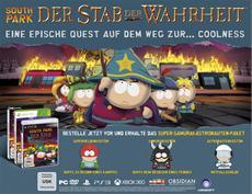 Ubisoft veröffentlicht Informationen zu Vorbesteller-Angeboten von South Park: Der Stab der Wahrheit